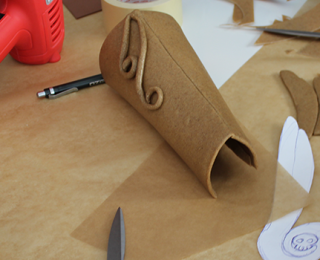 Animanga 2015: Worbla-workshop