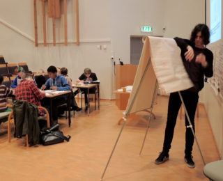 Animanga 2016: Tegneseriekurs med Sigbjørn Lilleeng